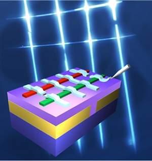 Circuito híbrido marca chegada da eletrônica orgânica aos processadores