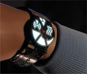 Relógio da saúde: Biochip portátil monitora funções corporais
