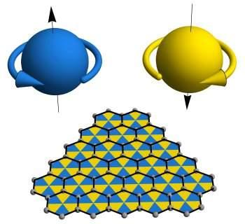 Espaço pode não ser contínuo, mas segmentado como um tabuleiro de xadrez