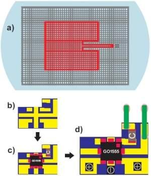 Sensor flexível transmite suas sensações à distância
