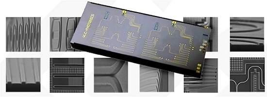 Circuitos integrados ópticos chegam ao mercado