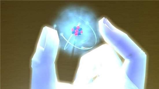 Transístor de luz está pronto dentro de um nanodiamante