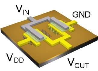 Fosforeno: rival do grafeno nasceu para ser um transístor