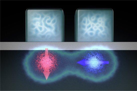 Computação quântica básica feita em silício pela primeira vez