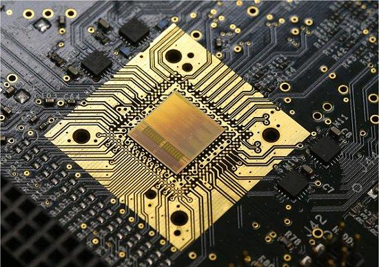 Nova versão do chip brasileiro que fará parte do LHC