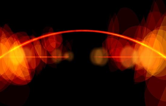 Fotons criados ao pares surgem em locais diferentes 010110170404-fotons-delocalizados