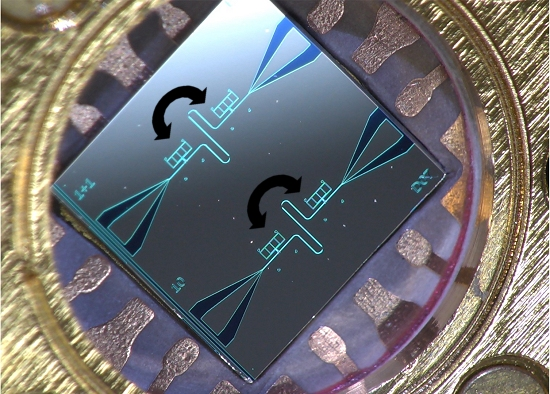 Criado um dissipador para processadores quânticos