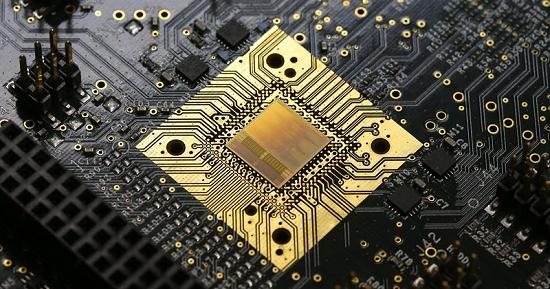 Chip brasileiro será peça-chave no upgrade do LHC