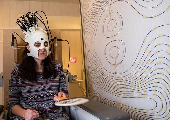 Interface cerebral magnética permite que pacientes movam-se livremente