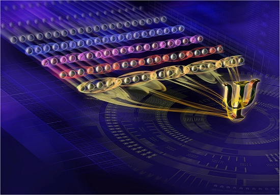 Físicos batem recorde de entrelaçamento quântico de qubits