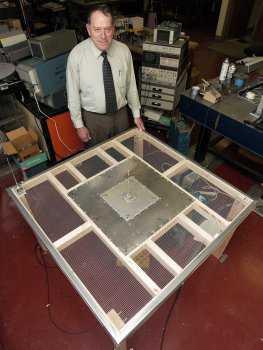 Engenheiro cria nova tecnologia para antenas