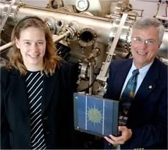 Célula solar bate recorde de eficiência