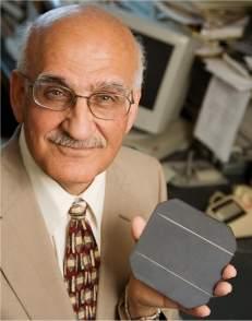 Células solares têm ganho de 60% graças a nanopartículas de silício
