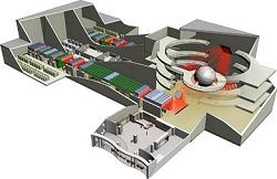 Megalaser tentará criar fusão nuclear para gerar eletricidade