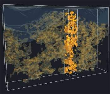 Imagem 3D mostra caminho para otimizar células solares orgânicas