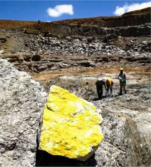 Brasil quer autossuficiência na produção de urânio até 2014