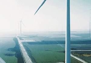 Turbinas eólicas inteligentes conseguem prever o vento