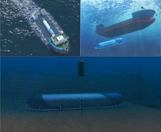 França planeja construção de usina nuclear submarina