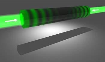 Cientistas constroem um anti-laser