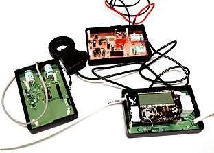 Rede de sensores sem fios mede consumo de energia de forma inteligente