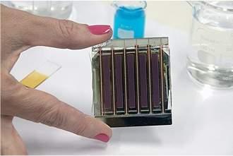 Pesquisadores da Unicamp desenvolvem células solares orgânicas