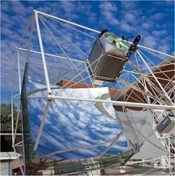 Revolução solar: astrônomo promete usina solar de 1 GW