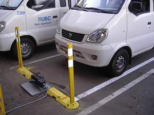 8140387128c Carros elétricos são recarregados remotamente de forma segura