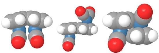 Molécula armazena energia solar por anos