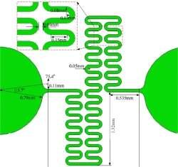 Bateria flexível estica até três vezes seu tamanho original