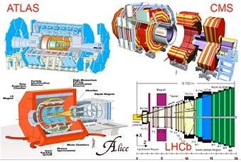 LHC detecta partícula mudando de matéria para antimatéria