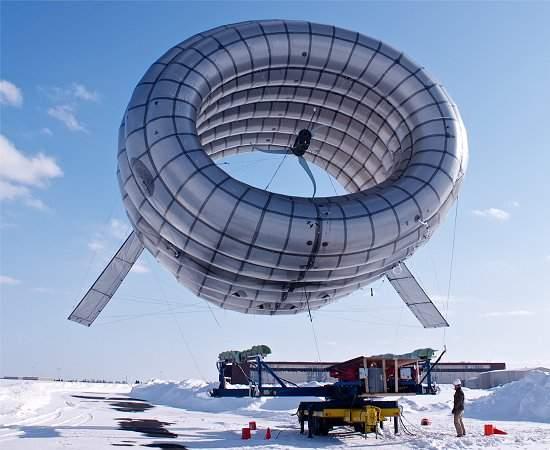 Turbina eólica flutuante produz duas vezes mais energia