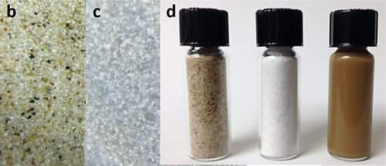 Areia melhora baterias de lítio em três vezes