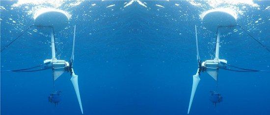 Correntes oceânicas podem gerar energia continuamente