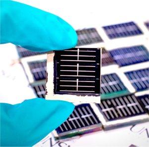 Células solares flexíveis para envelopar edifícios zero-energia