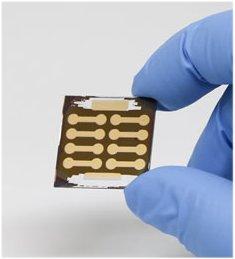 Células solares impressas como jornal