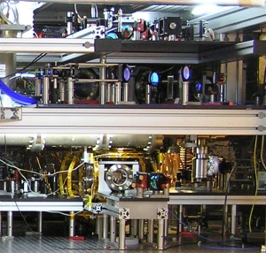 Laser atômico emite feixes de átomos, em vez de luz