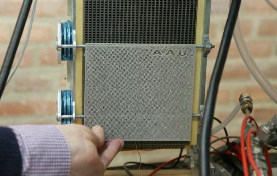 Refrigeração caótica melhora célula de hidrogênio em 33%
