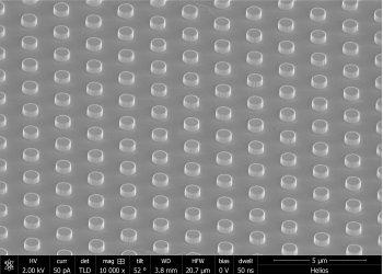 Nanolâmpadas incandescentes podem iluminar e fazer computação