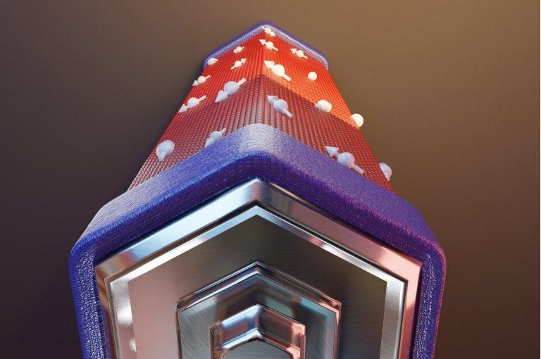 Primeira bateria quântica