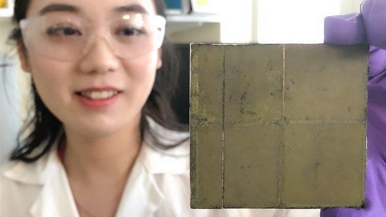 Reator solar gera combustível limpo com luz solar, CO2 e água