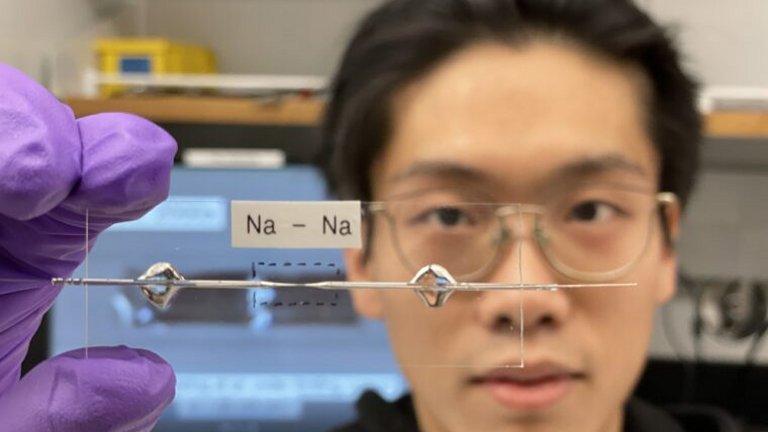 Baterias de sódio sólidas mais perto de desbancar as de lítio