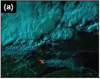 Pirocumulonimbus: nuvem dragão supera força de um vulcão