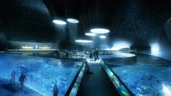 Centro Espacial Oceânico - Laboratório Marítimo da Noruega