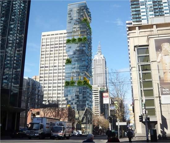 Arquitetura verde: Jardins suspensos urbanos