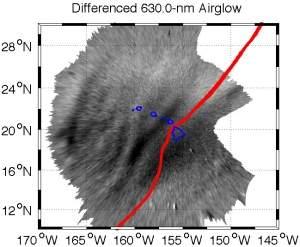 Tsunami pode ser detectado por brilho na ionosfera