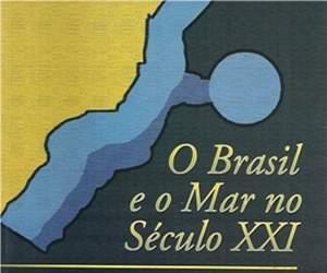 O Brasil e o mar no século XXI, em 540 páginas