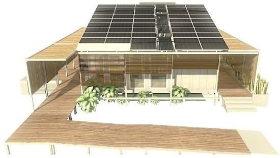 Casa do futuro une sustentabilidade e eficiência energética