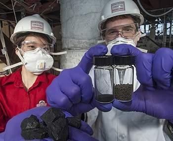 Carvão produz calor sem combustão e sem emitir CO2 010125130208-carvao-limpo