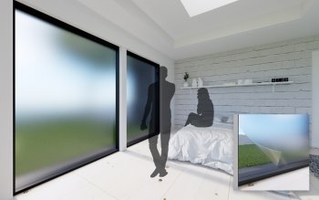 Finalmente uma janela inteligente... e discreta