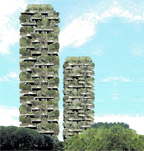 Eco-Torres: Moda arquitetônica ou futuro das cidades?